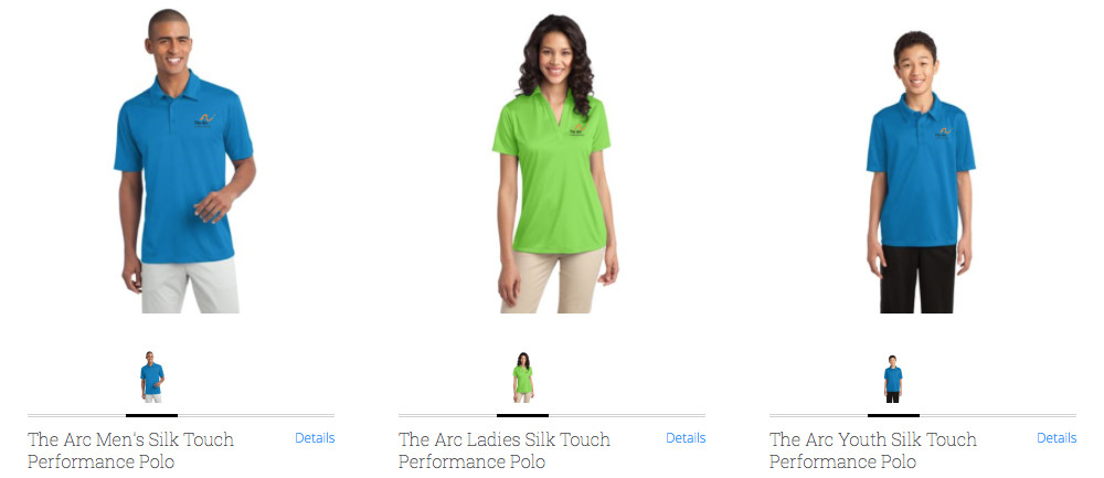 The Arc Apparel Shop